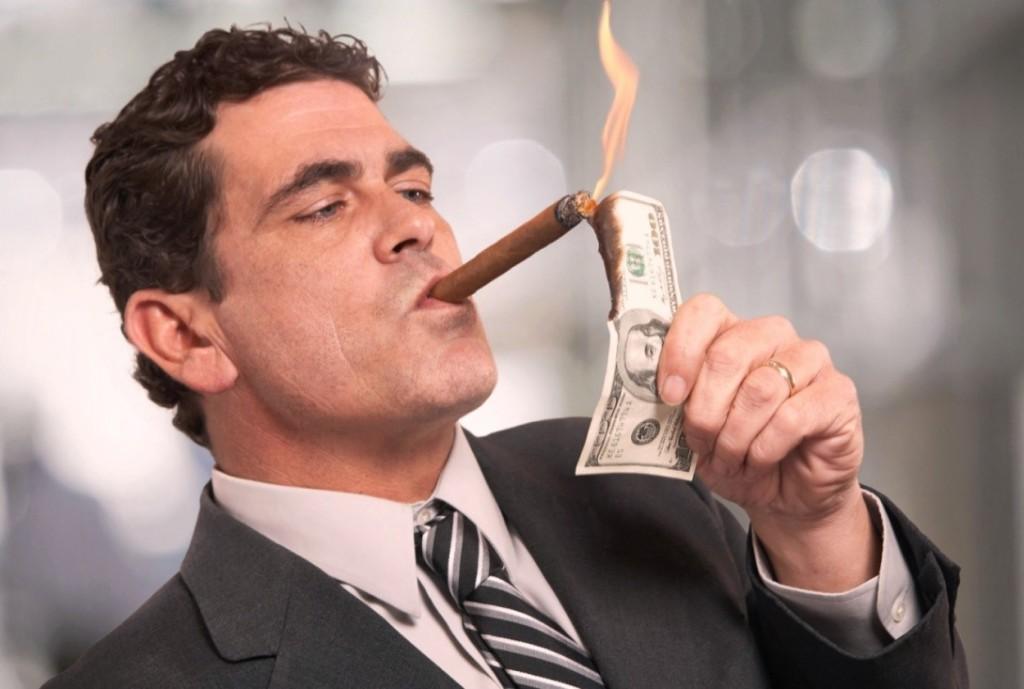 Как, не потратив денег, стать богатым